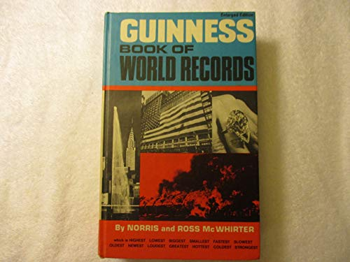 9780806900056: Guiness Book of World Records
