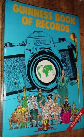 9780806900162: Guinness Book of World Records 1977