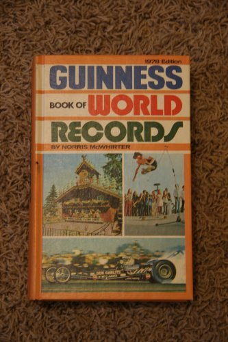 9780806900209: Guinness Book of World Records 1978 Edition