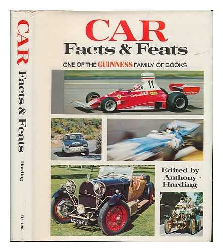 9780806901084: Car Facts and Feats
