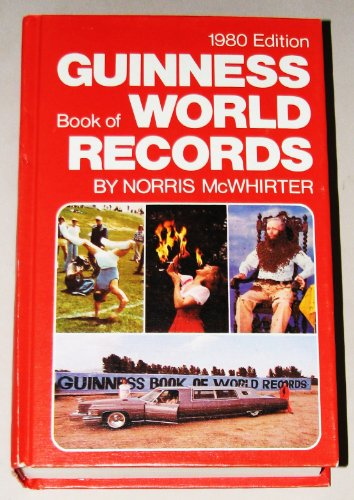 9780806901688: Guiness Book of World Records: 1980 Edition