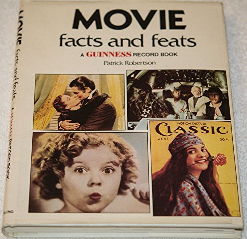 9780806902050: Guinness Book of Movie Facts and Feats