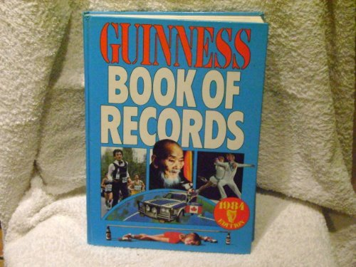 9780806902562: Guinness Book of World Records 1984
