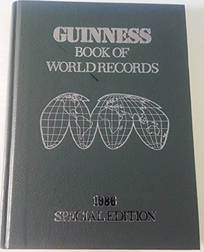 9780806902722: 1986 Guinness Book of World Records