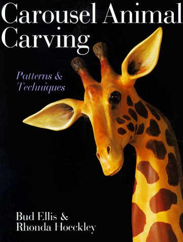 9780806903057: Carousel Animal Carving: Patterns & Techniques