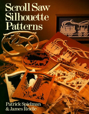 9780806903064: Scroll Saw Silhouette Patterns