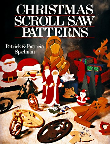 9780806903088: Christmas Scroll Saw Patterns