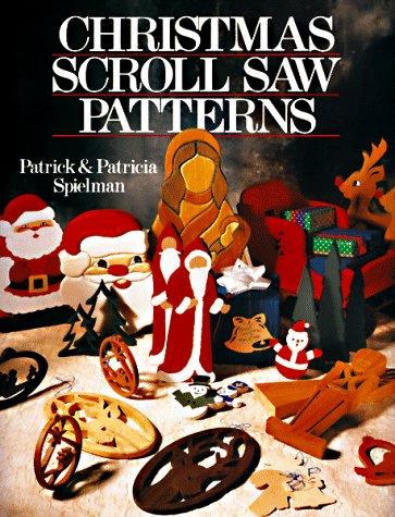 9780806903088: Christmas Scroll Saw Patterns