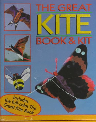 9780806903217: The Great Kite Book & Kit