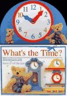 What's the Time?: Benjamin Learns to Tell the Time (9780806903828) by Leblanc, Anne
