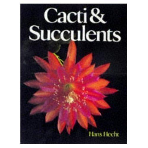 9780806905488: Cacti & Succulents