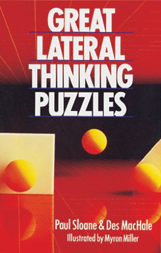 9780806905532: Great Lateral Thinking Puzzles