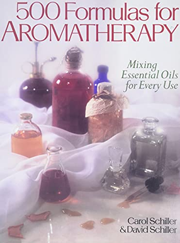 9780806905846: 500 Formulas for Aromatherapy: Mixing Essential Oils for Every Use