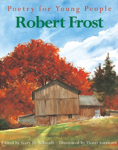 9780806906331: Poetry for Young People: Robert Frost