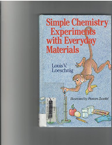 9780806906881: Simple Chemistry Experiments With Everyday Materials