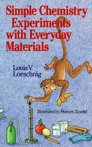 9780806906898: Simple Chemistry Experiments With Everyday Materials