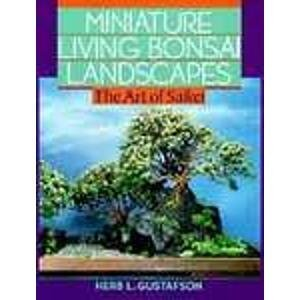 9780806907345: Miniature Living Bonsai Landscapes: The Art of Saikei