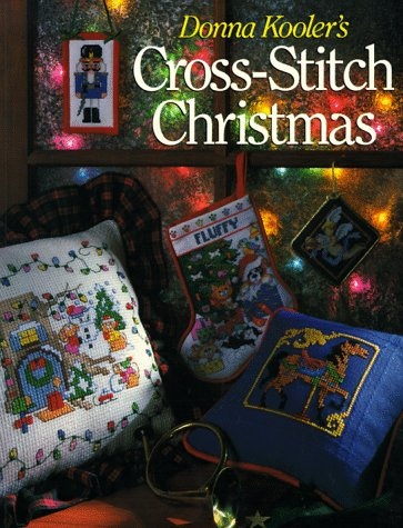 9780806907949: Donna Kooler's Cross-Stitch Christmas