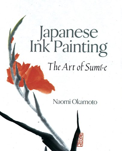9780806908335: Japanese Ink Painting: The Art of Sumi-E