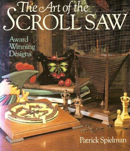 9780806908540: The Art of the Scroll Saw: Award Winning Designs