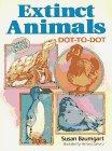 9780806909622: Extinct Animals Dot-to-dot