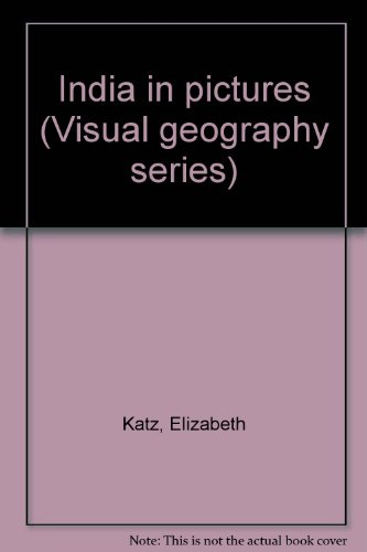 9780806910086: India in pictures (Visual geography series)