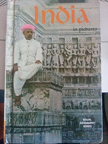 9780806910093: India in Pictures (Visual Geography)
