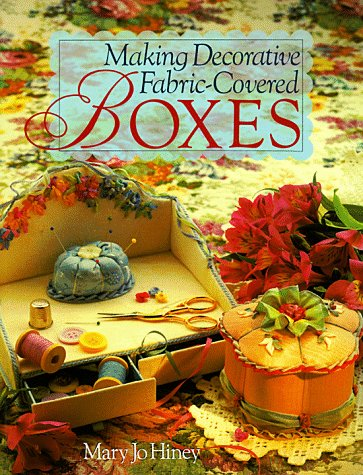 9780806912974: Making Decorative Fabric-Covered Boxes