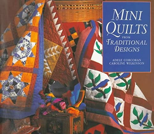 9780806913230: Mini Quilts from Traditional Designs