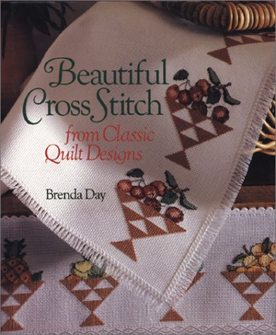 9780806913421: Beautiful Cross Stitch from Classic Quilt Designs