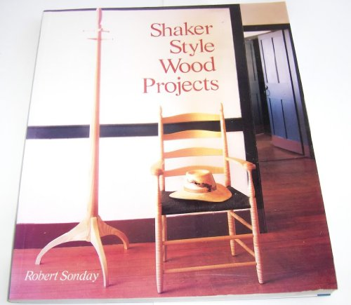 Shaker Style Wood Projects