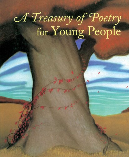 9780806919560: A Treasury of Poetry for Young People: Emily Dickinson, Robert Frost, Henry Wadsworth Longfellow, Edgar Allan Poe, Carl Sandberg, Walt Whitman