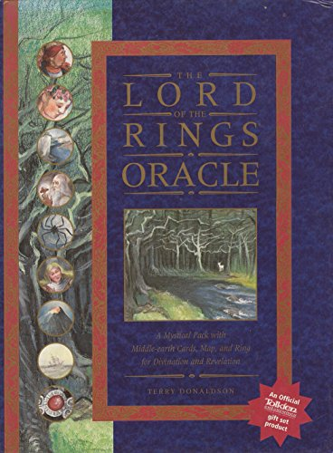 Lord of the Rings Oracle Gift Set