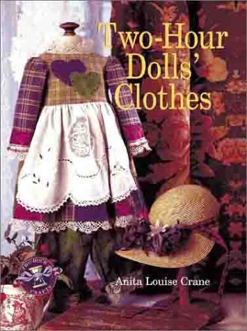 9780806922652: Two-Hour Dolls' Clothes (Two-hour Crafts)