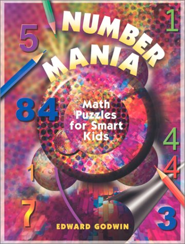 9780806922966: Number Mania: Math Puzzlers for Smart Kids
