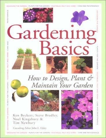 9780806924298: Country Living Gardener Gardening Basics: How to Design, Plant & Maintain Your Garden (Our Garden Variety)