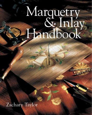 9780806926872: Marquetry & Inlay Handbook