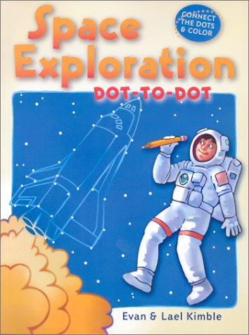 9780806927374: Space Exploration Dot-to-Dot