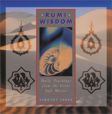 9780806927831: Rumi Wisdom: Daily Teachings from the Great Sufi Master