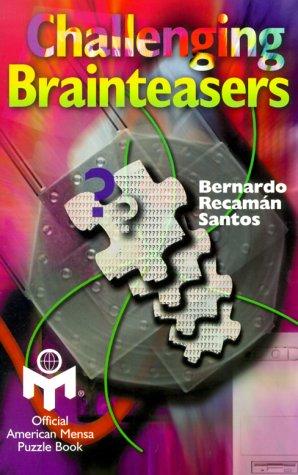 9780806928777: Challenging Brainteasers (Mensa®)