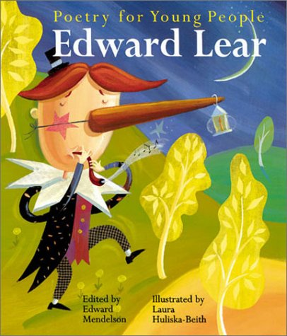 9780806930770: Edward Lear (Poetry for Young People S.)