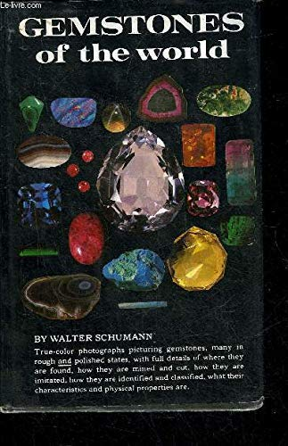GEMSTONES OF THE WORLD (English Language Edition): Schumann, Walter; (Translated