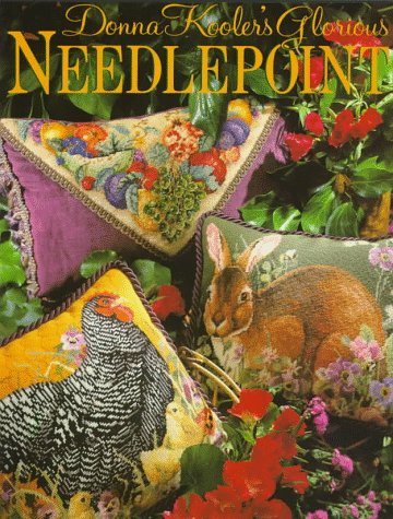 Donna Kooler's Glorious Needlepoint (0806931531) by Donna Kooler