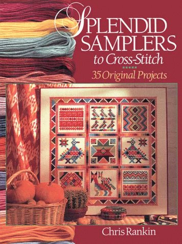 9780806931654: Splendid Samplers To Cross-Stitch: 35 Original Projects