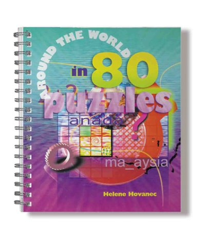 9780806935447: Around The World In 80 Puzzles