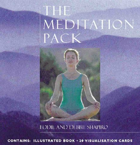 9780806936291: The Meditation Book & Card Pack