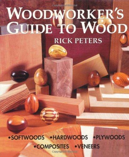 9780806936871: Woodworker's Guide to Wood: Softwoods * Hardwoods * Plywoods * Composites * Veneers