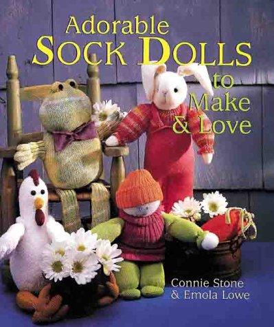 9780806936932: Adorable Sock Dolls to Make & Love