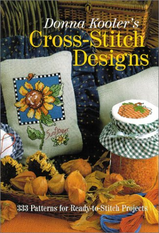 9780806937038: Donna Kooler's Cross-Stitch Designs: 333 Patterns for Ready-to-Stitch Projects