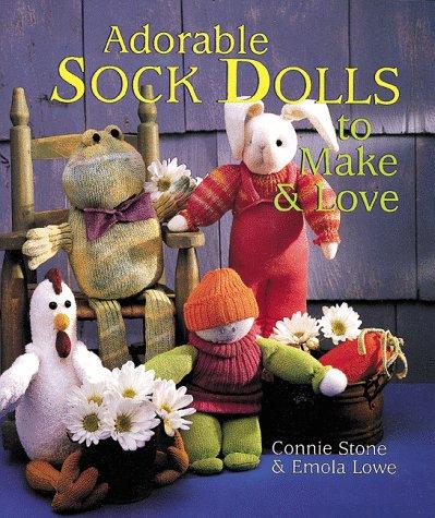 9780806937953: Adorable Sock Dolls to Make & Love